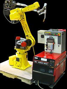 FANUC Robot Arcmate 120i M16i RJ3 Industrial Welding Robotic